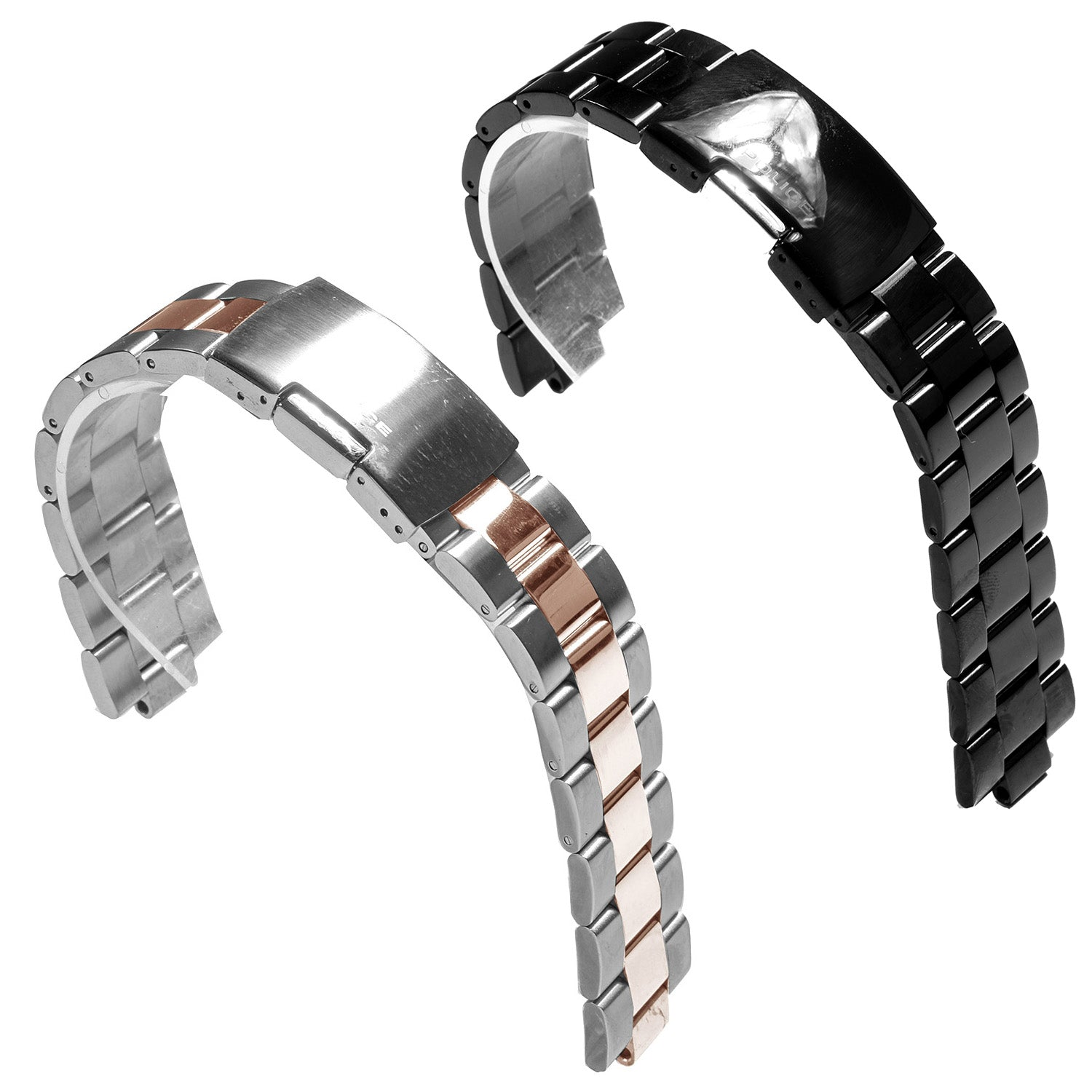 20mm Stainless Steel Wrist Watch Band-NA8011