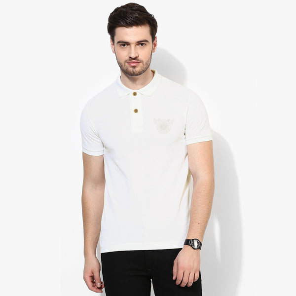Men's Fat Face Cut Label Stylish Polo Shirt-FF006