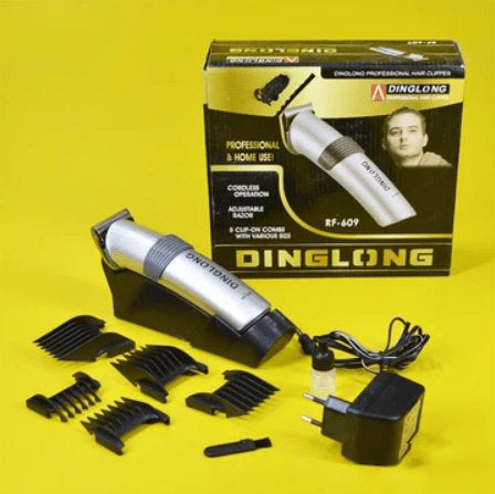Dinglong Rechargeable Professional Hair Trimmer-NA12266-RF-609