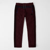 Adidas Single Jersey Regular Fit Trouser For Men-Dark Burgundy-NA8241