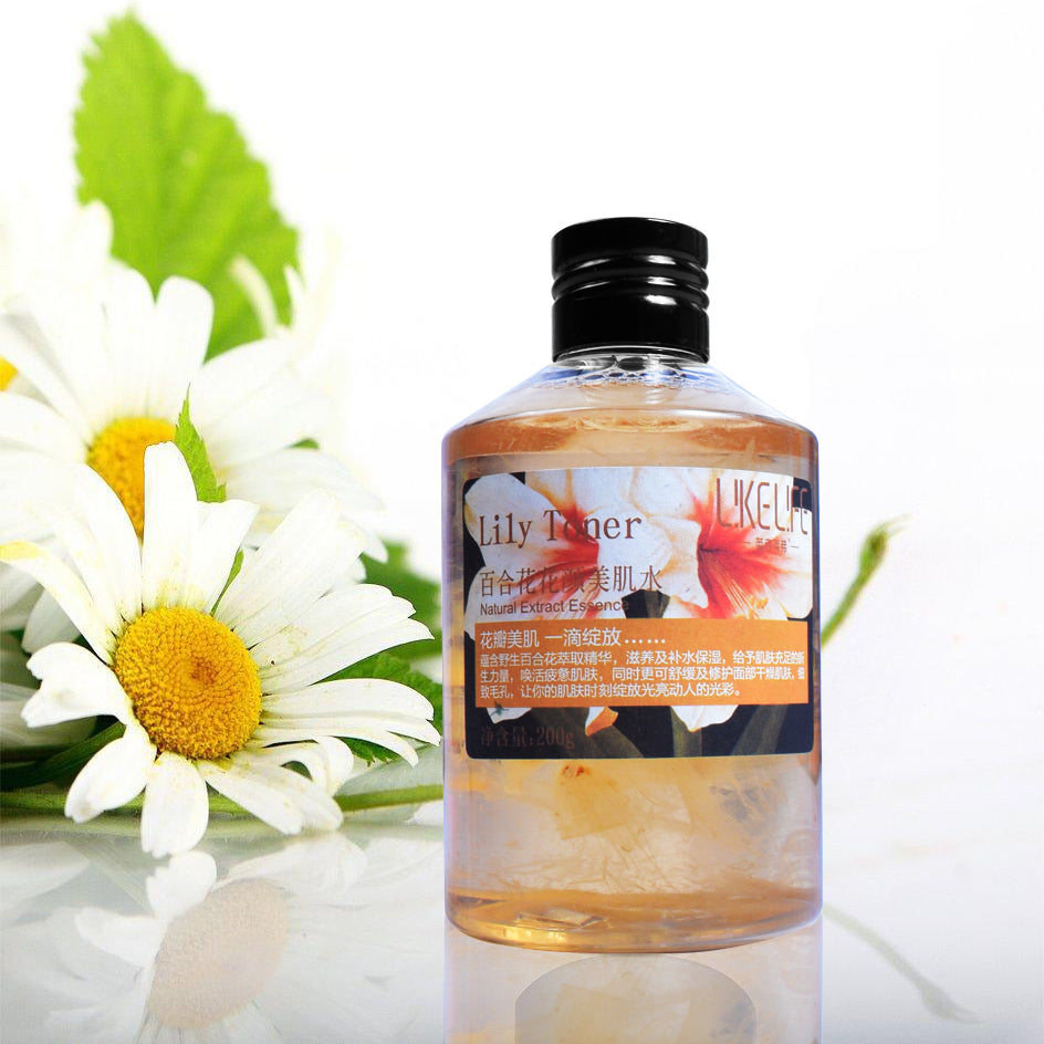 Likelife Natural Extract Essence Daisy Toner For All Skin Types-NA10365