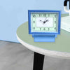 Abstract Art Swivel Alarm Clock-JW017