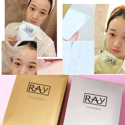 Thailand Ray Facial Silk Mask - JW006