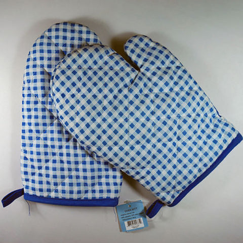 Kitchen Gloves and Pot Holder - 654