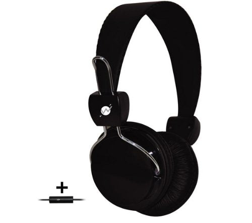 DEA Factory Browniz City Headset with Micro (Black)-SK0025