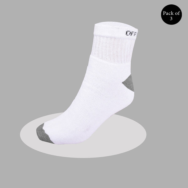 "Pack Of 3 Unisex ""Ted Baker"" Sock's- So27"