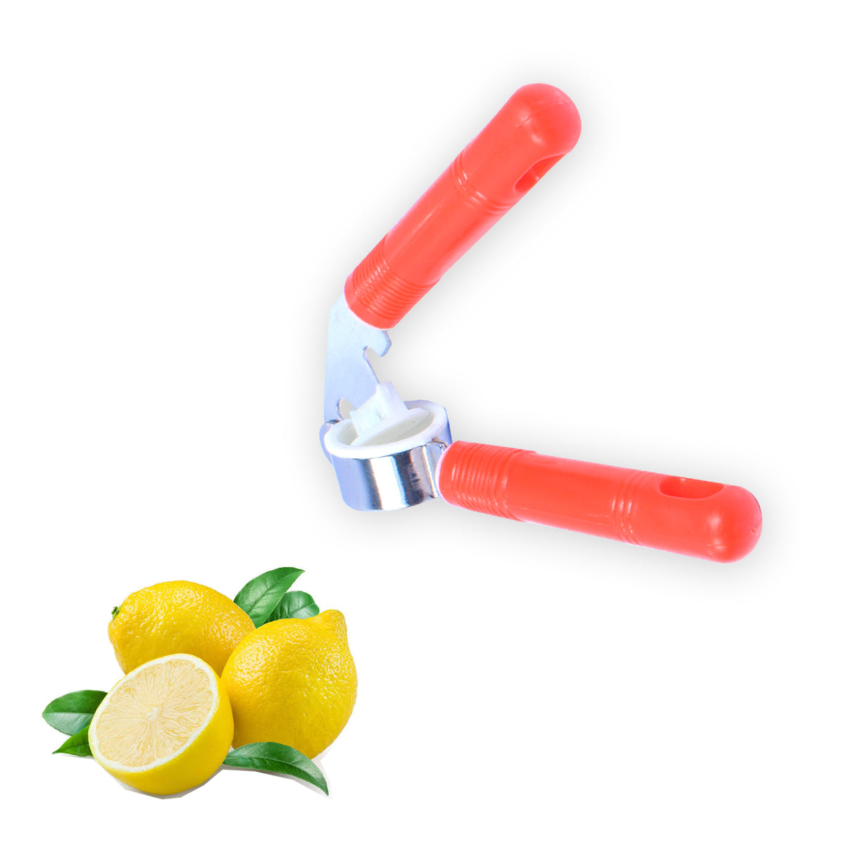 Lemon Squeezer In Red Color-JW126
