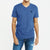 brandsego - Beverly Hills V Neck Half Sleeve Tee Shirt For Men-BE8216