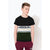 ADS Crew Neck Single Jersey Tee Shirt For Boys-Black-SP1863
