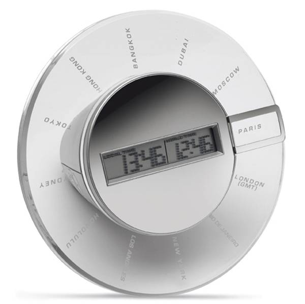 brandsego - WORLD TIME CLOCK REFLECTS-SK0051