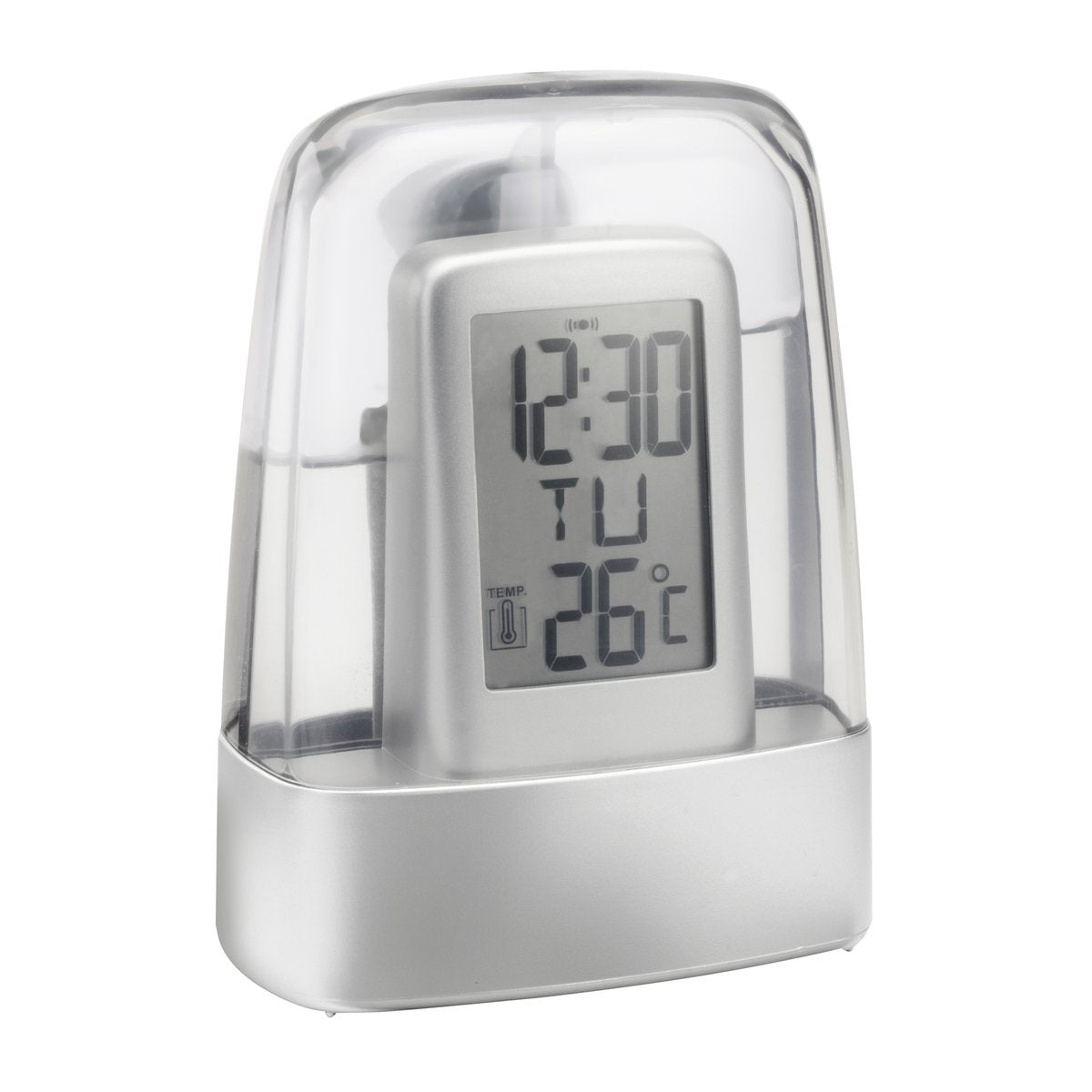 Reflects Water Powered Clock-CARPENTRAS-NA8200