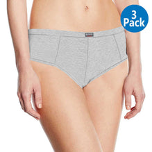 "Pack Of 3 Ladie's ""Body Wear"" Underwear -Gray-(CUW05)"