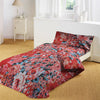5D Oker's Island 100% Cotton Sutton Printed Single Bed Sheet & Pillow-BE5633