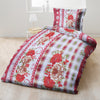 5D Oker's Island 100% Cotton Sutton Printed Single Bed Sheet & Pillow-BE5649