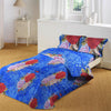 5D Oker's Island 100% Cotton Sutton Printed Single Bed Sheet & Pillow Set-BE5620
