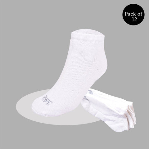 "Pack Of 12 Unisex ""Ted Baker"" Sock's- So12"
