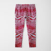 Zubaz Zebra Print Trousers For Ladies-NA8634