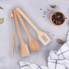 Wooden Spatulas For Cooking-Pack Of 4-JW129