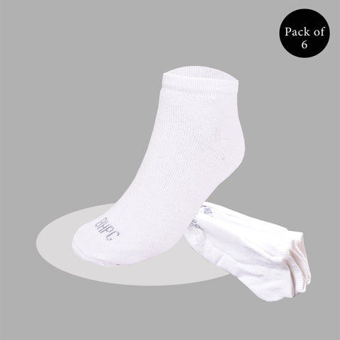 "Pack Of 6 Unisex ""Ted Baker"" Sock's- So12"