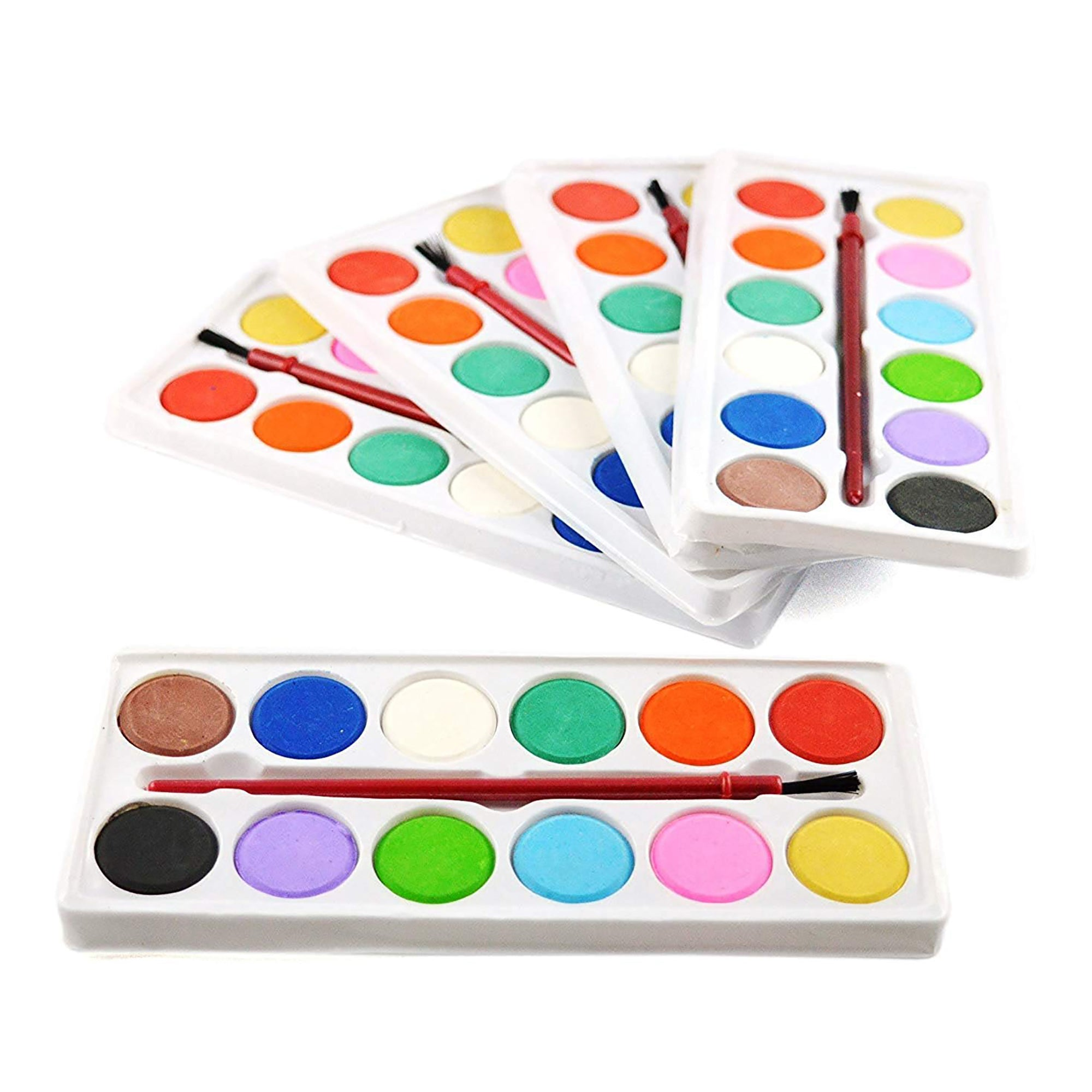 brandsego - Watercolor Tray Colouring Kit for Kids -SK0441