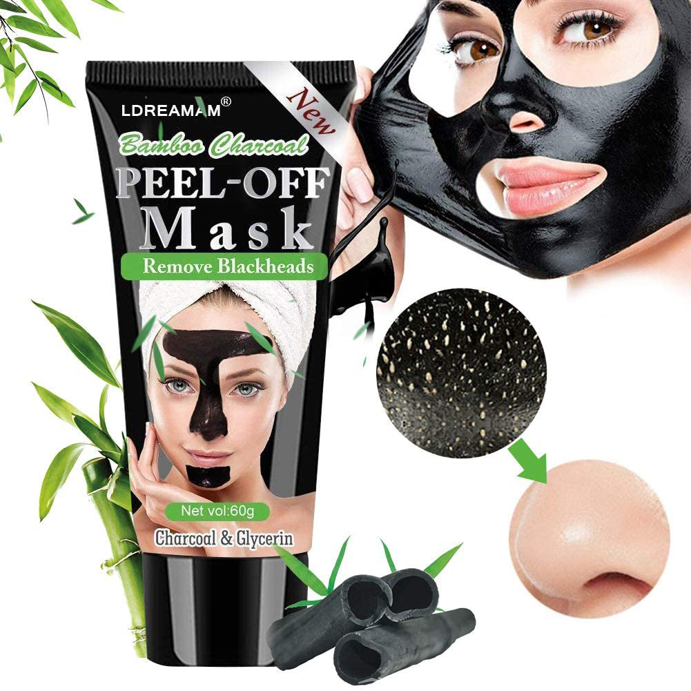Ldreamam Blackhead Remover Mask, Peel Off Mask For Ladies-BE11478