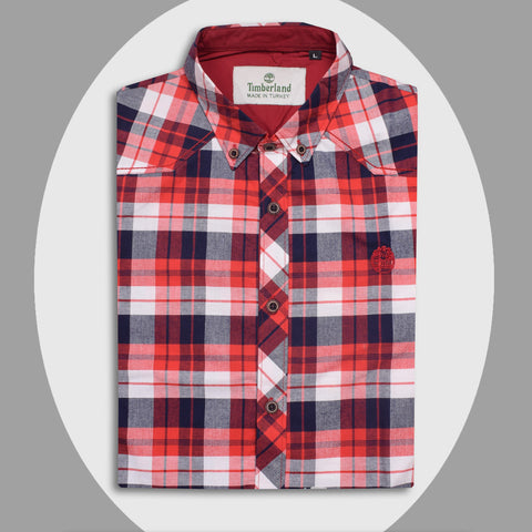"Men's ""Timberland"" Exclusive Casual Shirt-112"