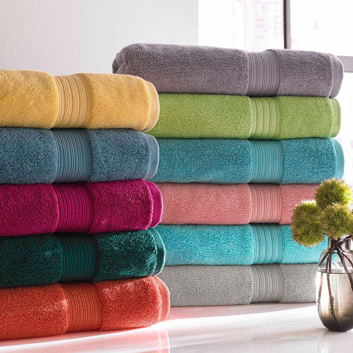 Pack of 6 Exclusive(17x11) Hand Towel's-BE684