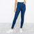 Amisu Zeen Slim Fit Stretch Denim For Ladies-Blue-NA10745