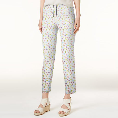 PUCCA Stylish Trouser For Ladies Allover Print - BE1014