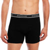 Reebok Boxer Shorts For Men-Black-NA10901