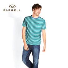 Farrell T Shirt For Men Cut Label-Striped-BE2666