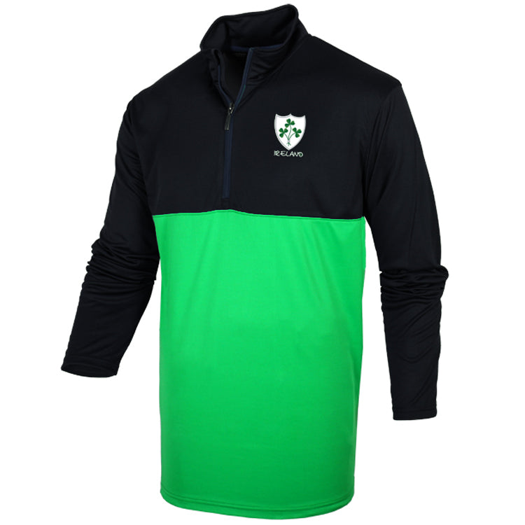 179f2eaf523 IRELAND Rugby Shirt For Kid-Green-SA091 - BrandsEgo