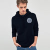 A&F Fleece Pullover Hoodie For Men-Dark Navy-BE7761
