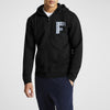 brandsego - A&F Fleece Zipper Hoodie For Men-Black-NA7798