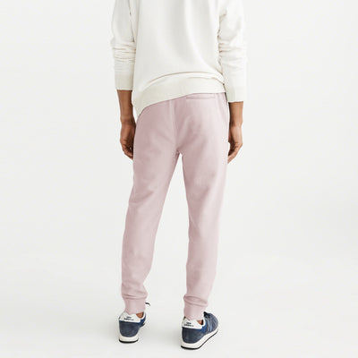 A&F Slim Fit Fleece Jogger Trouser For Men-Light Violet-NA7711