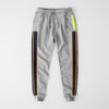 Adidas Slim Fit Summer Jogger Trouser For Men-Grey Melange-NA10753