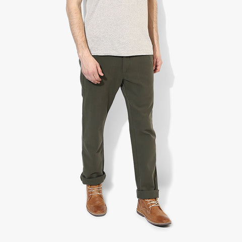 "Men's ""DIESEL"" Sea Green Slim Fit Stretch Cotton Denim -ND15"
