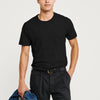 American Eagle Crew Neck Tee Shirt For Men-Dark Charcoal-NA10771