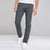 Amisu Slim Fit Stretch Jeans For Men-Grey-NA10742