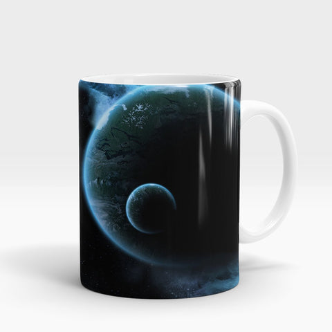 Apocalyptic World Printed Mug-NA5820