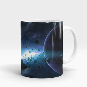 Asteroids Belt Printed Mug-NA5802