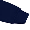 Banner Full Sleeve Y Neck Sweat Shirt Cardigan-Royal Blue-NA10410