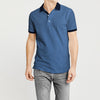 Basic Edition Short Sleeve Polo Shirt For Men-NA8084