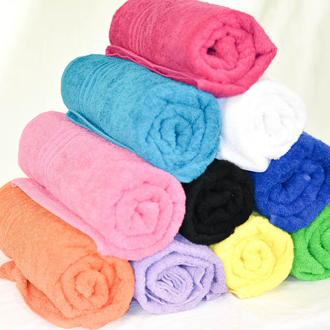 Hand Towels (13x13) Pack of 6 Premium Quality -BE676