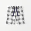 Bershka Falalen Cotton Short For Boys-Multi Check-NA5189