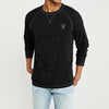 brandsego - Beverly Hills Single Jersey Long Sleeve Tee Shirt For Men-NA8235