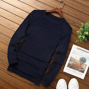 Murphy Sweater WS007NB For Men's By BUSHIRT PATLOON