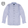 Bushirt Patloon SP Casual Shirt For Men-Micro Dotted-NA1135