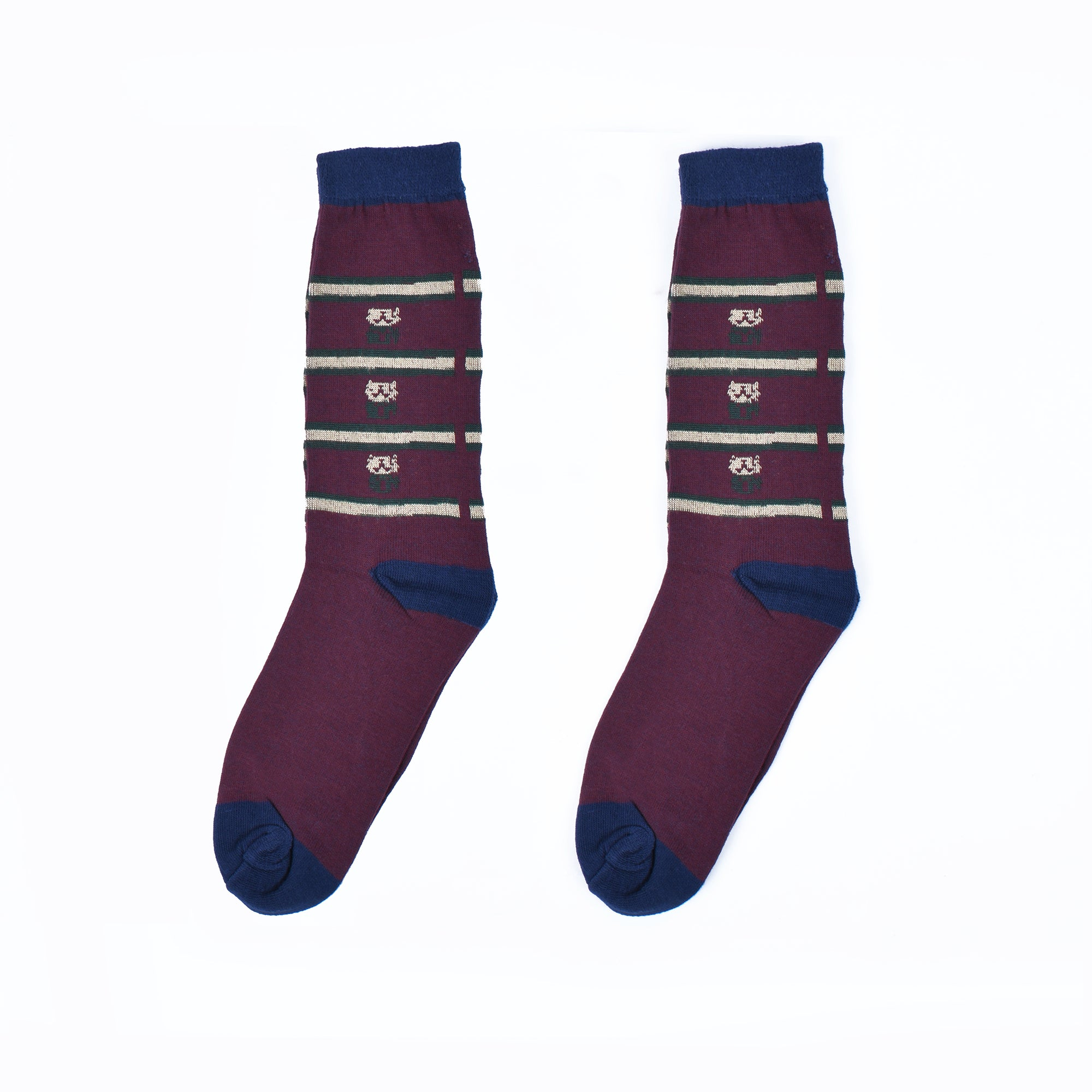 Casual Socks For Men-Assorted-NA7179
