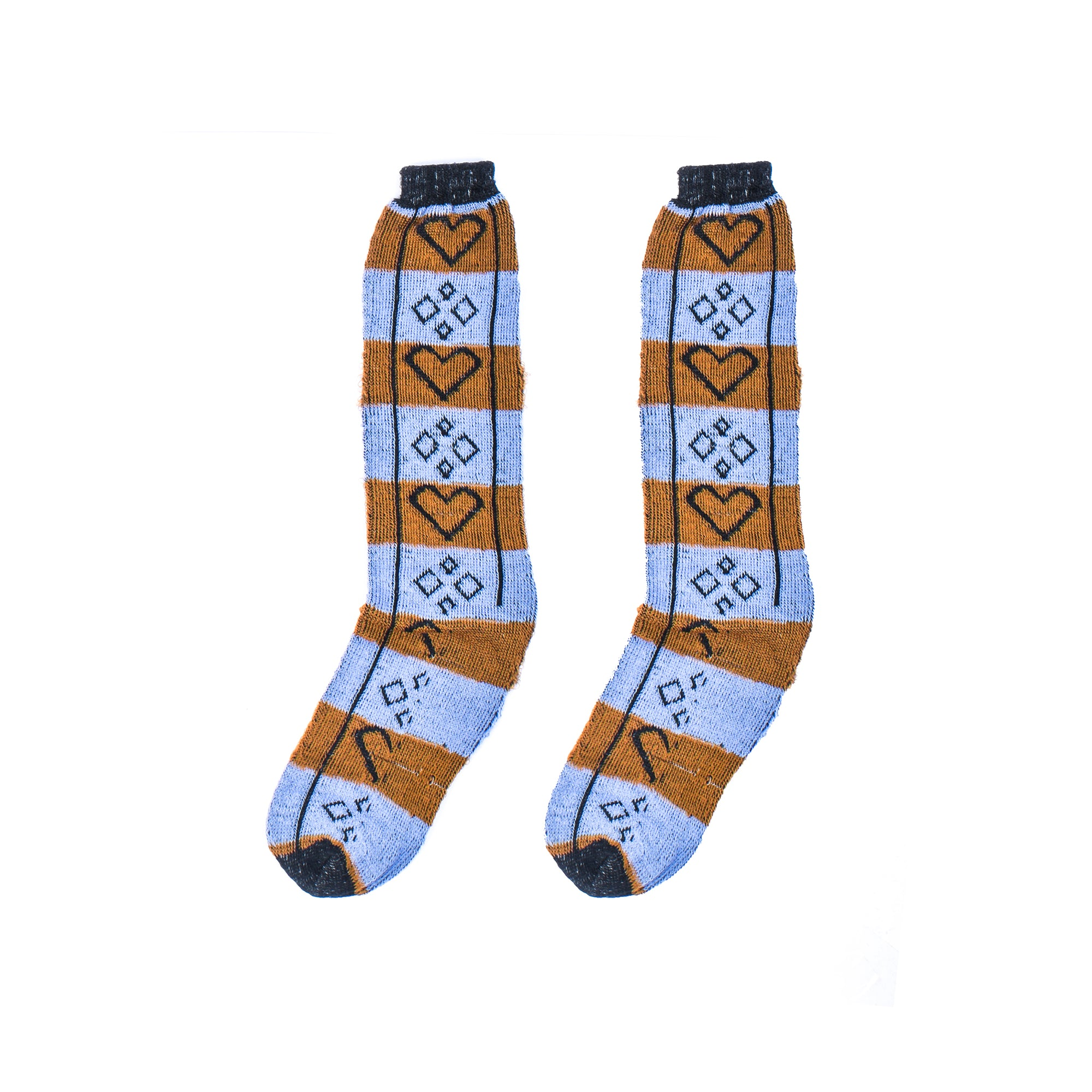 Casual Socks For Men-Assorted-NA7199